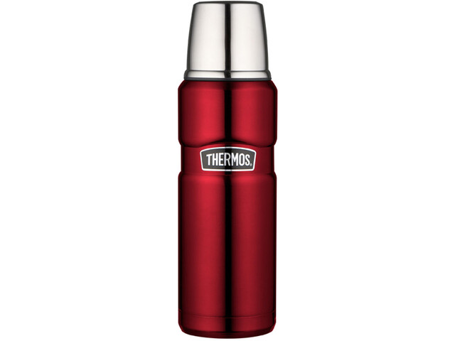 Thermos King Vacuüm Koffie- & Theepot 470ml, rood